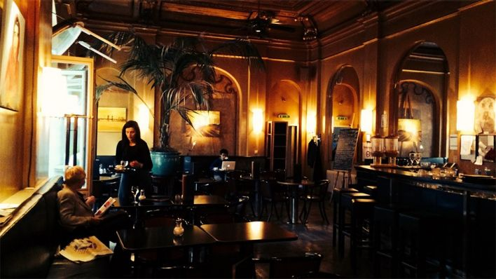 Cafe Prenzlau Berlin