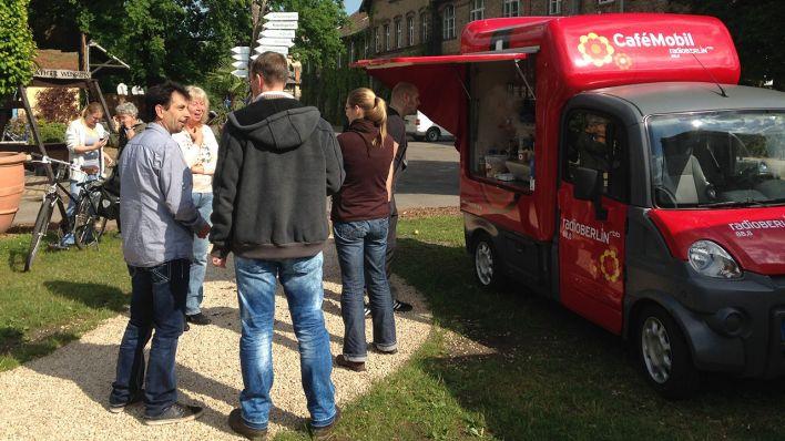 Park Cafe Berlin Hohenzollerndamm