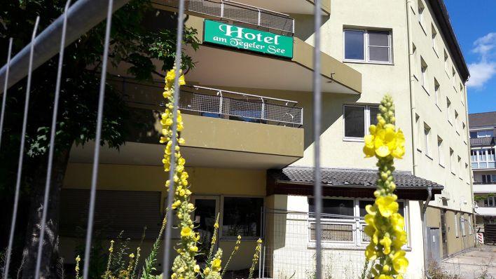 Hotel Am Tegeler See Rbb 88 8