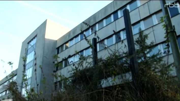 Ehemaliges Regierungskrankenhaus Rbb 888